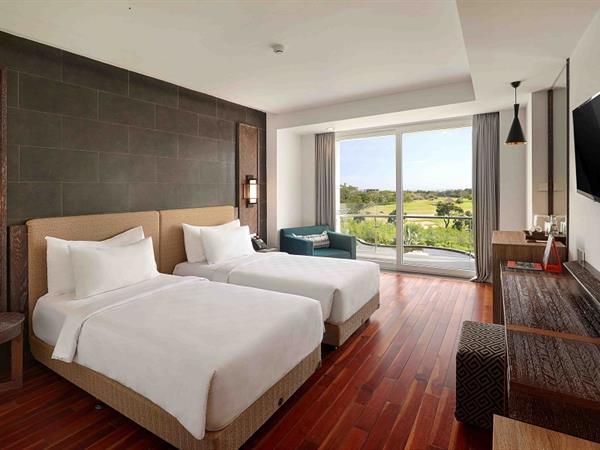 Deluxe Balcony Room Swiss-Belresort Pecatu
