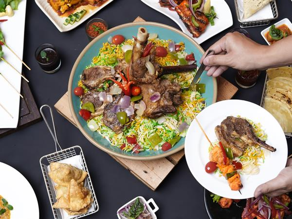 Pay 1 For 2 Silk Road Culinary Buffet Dinner at The Gallery Restaurant Hotel Ciputra Jakarta