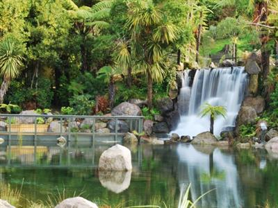 Rotorua - Geothermal & Rainbow Spring NZ Shore Excursions