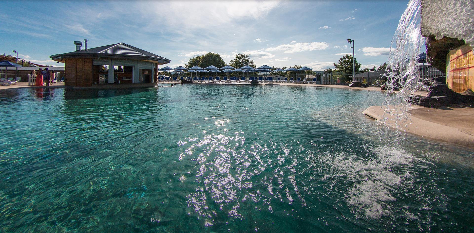 No Passport required Lake Taupo Holiday Resort