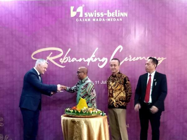 Swiss-Belhotel International Meresmikan Swiss-Belinn Gajah Mada, Medan sebagai hotel keduanya di kota terbesar di Sumatera