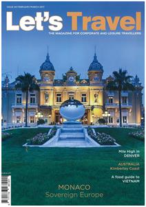 Castle on The Hill...Lets Travel Magazine February/March 2017 (New Zealand) The lodge at Kinloch