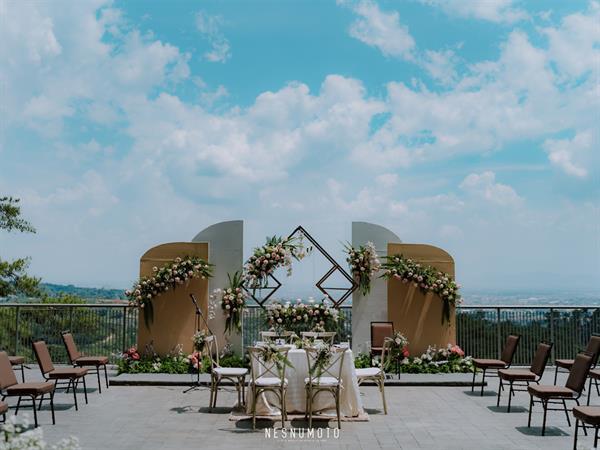 Wedding Package Swiss-Belresort Dago Heritage