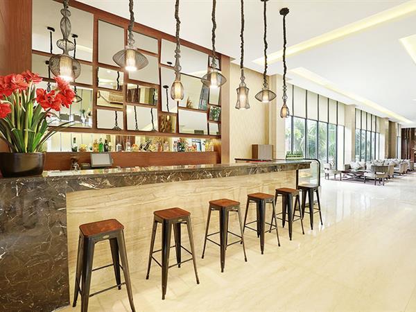 The Lounge and Bar Swiss-Belhotel Sorong