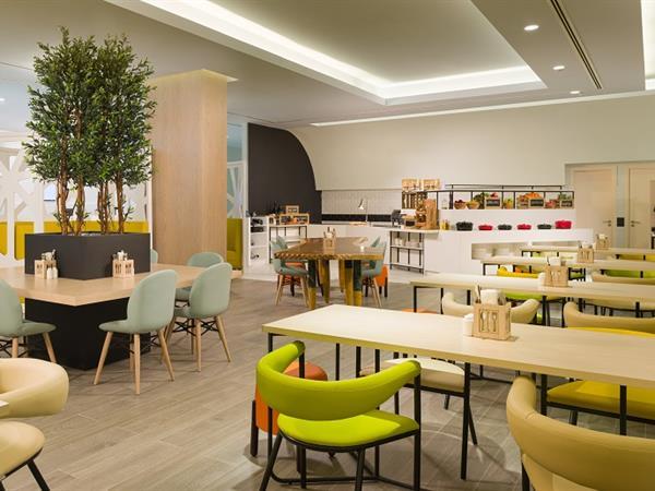 Swiss-Café Restaurant Swiss-Belinn Muscat, Oman