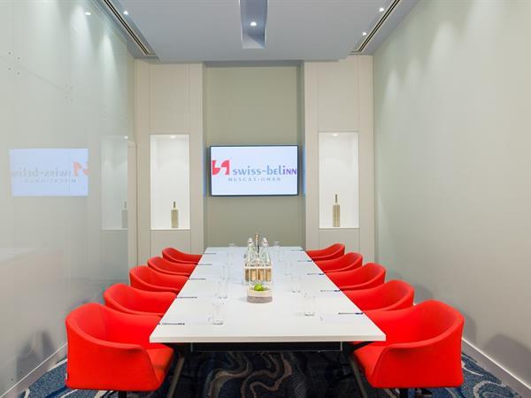 Meeting Facilities Swiss-Belinn Muscat, Oman