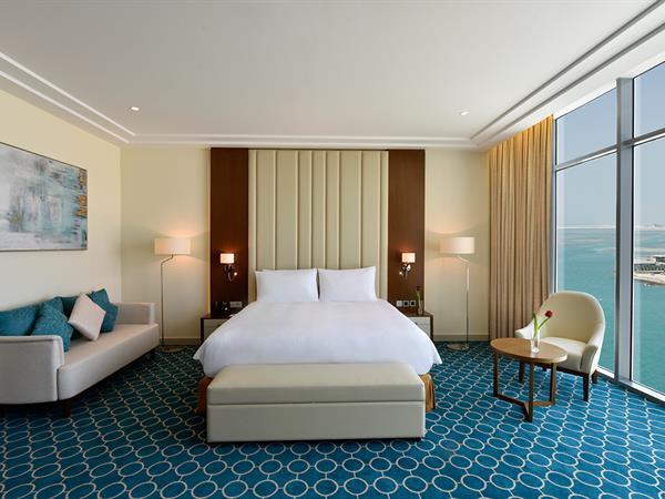 Deluxe Rooms Grand Swiss-Belhotel Waterfront Seef