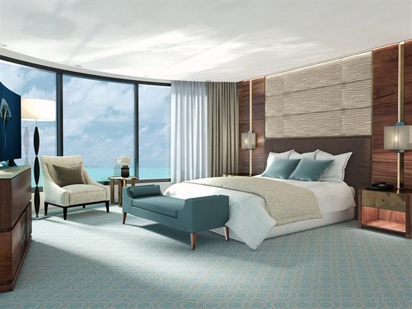 G Club Balcony Suites Grand Swiss-Belhotel Waterfront Seef