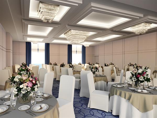 Meeting Room Grand Swiss-Belhotel Seef