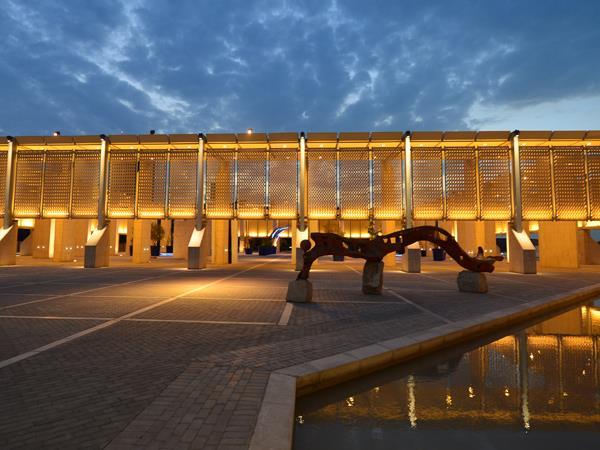 Bahrain National Museum Grand Swiss-Belhotel Seef