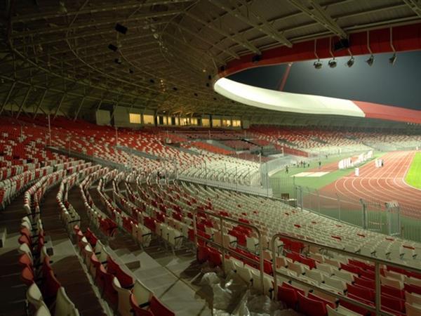 Bahrain National Stadium Grand Swiss-Belresort Seef