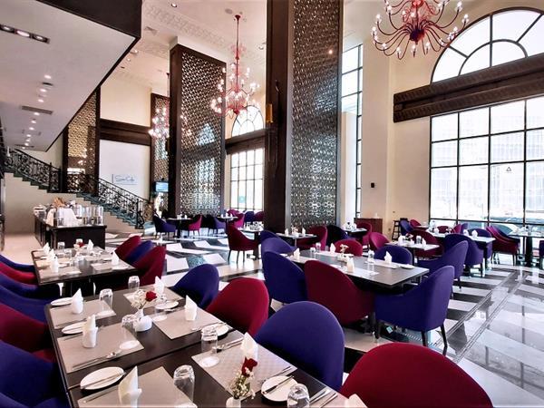 Swiss-Café Swiss-Belinn Doha