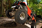 Monster 4X4 Thrill Ride Gift Voucher