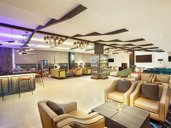 BnB Lounge Swiss-Belhotel Jambi