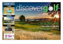 The Lodge at Kinloch, Discover Golf Magazine July 2017, Australia