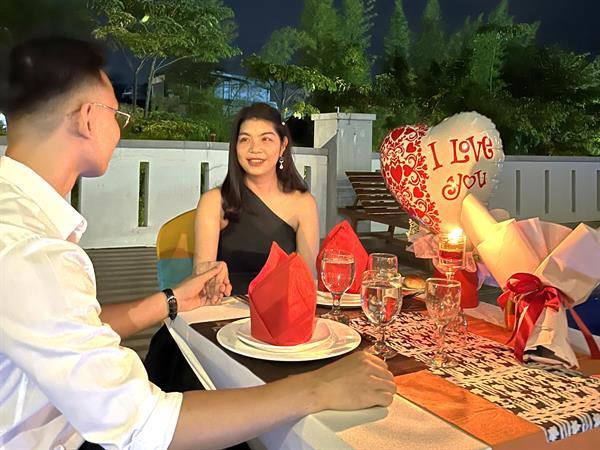 Makan Malam Romantis Swiss-Belhotel Pangkalpinang