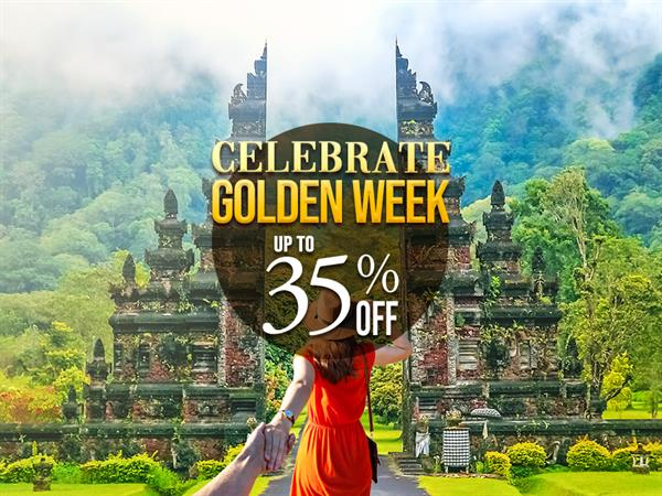 Celebrate Golden Week