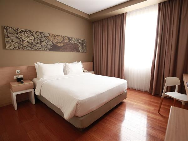 Deluxe Room Swiss-Belinn Airport Jakarta