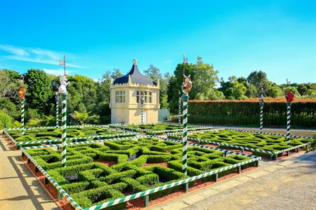 Waikato - Hamilton Gardens NZ Shore Excursions