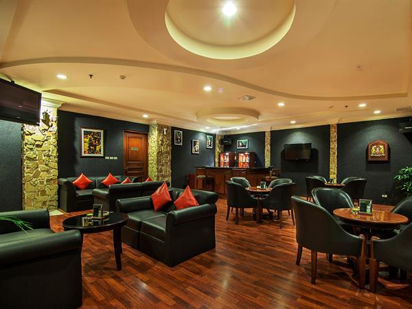 The Lounge Bar Arion Swiss-Belhotel Bandung