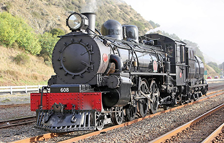 MARLBOROUGH FLYER – STEAM TRAIN, WINE & LUNCH TOUR
