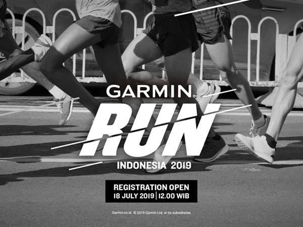 Garmin Run Indonesia - 22 Sep '19