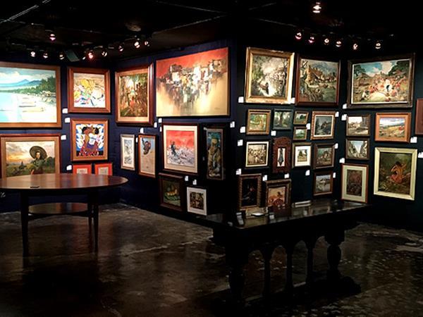 Leon Gallery Valero Grand Suites by Swiss-Belhotel Makati