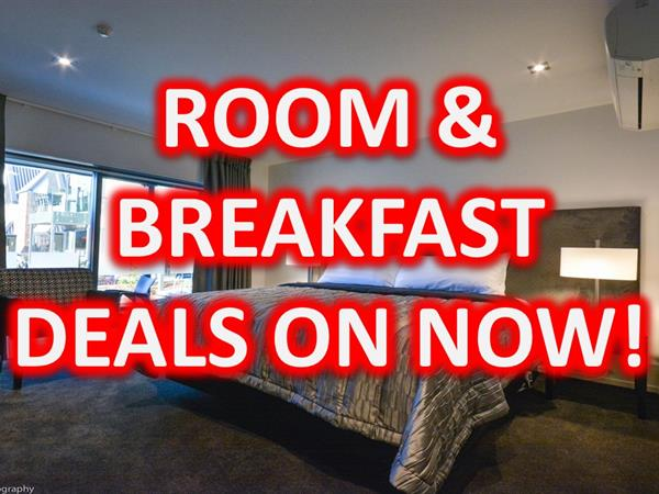 Room & Breakfast.