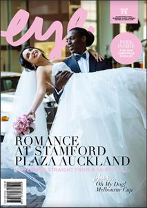Incomparable Weddings at the Kinloch Club, EYE Magazine November 2017, NZ