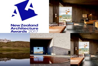2017 Architecture Awards The lodge at Kinloch
