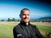 Tom Long, Director of Golf | The Kinloch Club The lodge at Kinloch