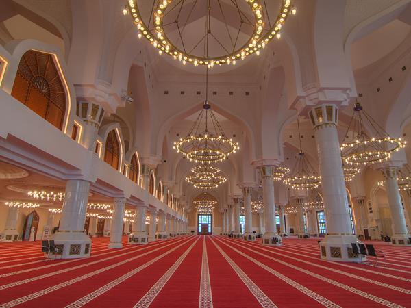 مسجد الدولة الكبير سويس- بل إن الدوحة