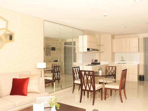 Deluxe Apartment Swiss-Belhotel Balikpapan