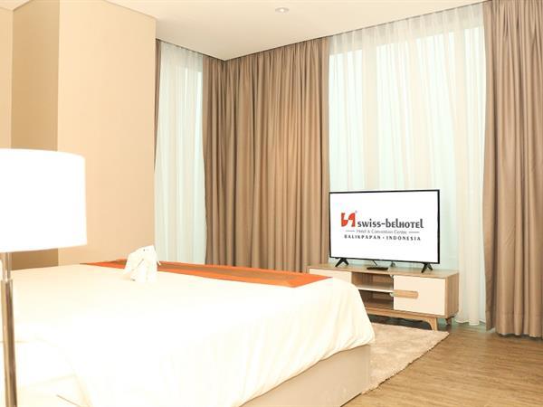 Executive Apartment Swiss-Belhotel Balikpapan
