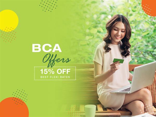 BCA Credit Card Promotion