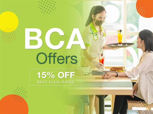 BCA Credit Card Promotion