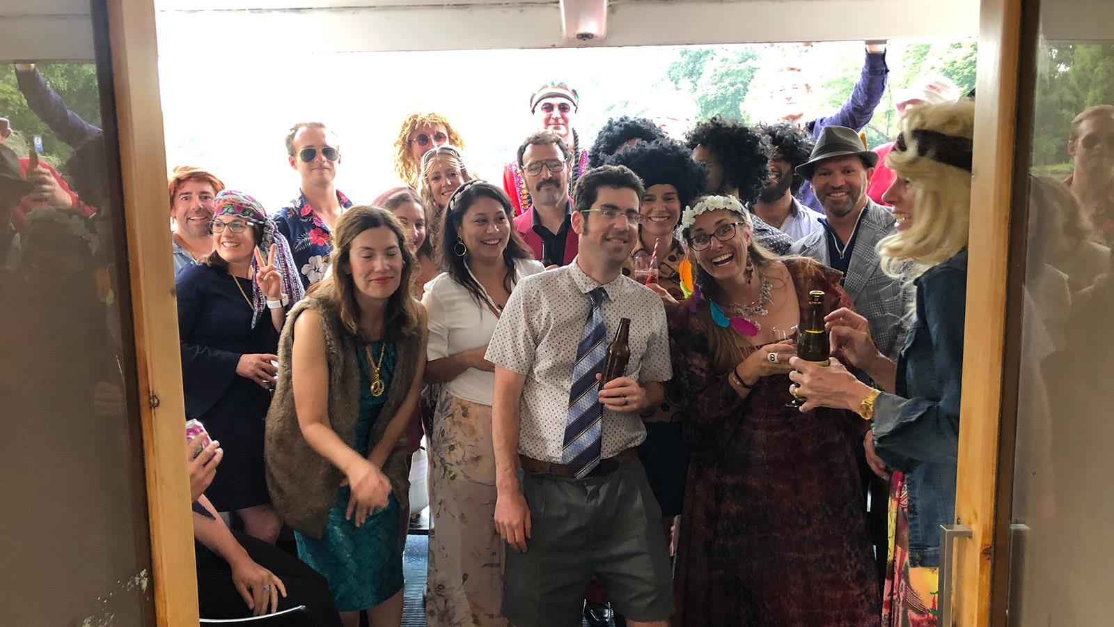 Time to sort your Office Christmas Party! Waikato River Explorer