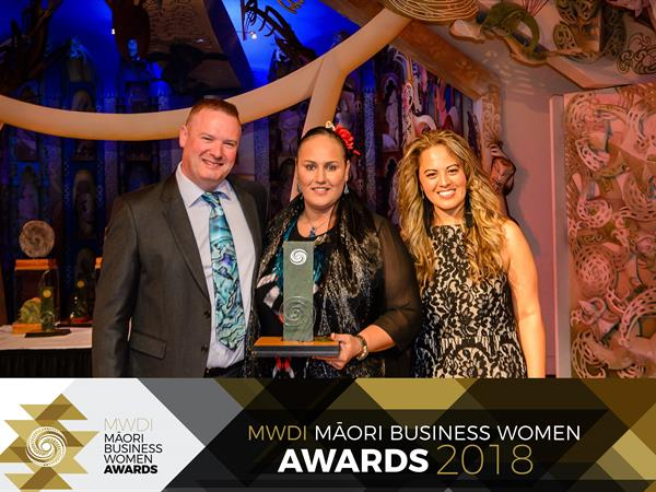 2018: National Maori Business Award