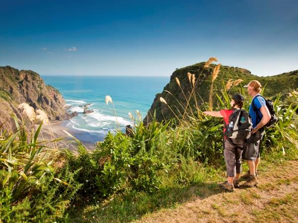 Auckland's Waitakere Ranges  – continued access for our tours TIME Unlimited Tours