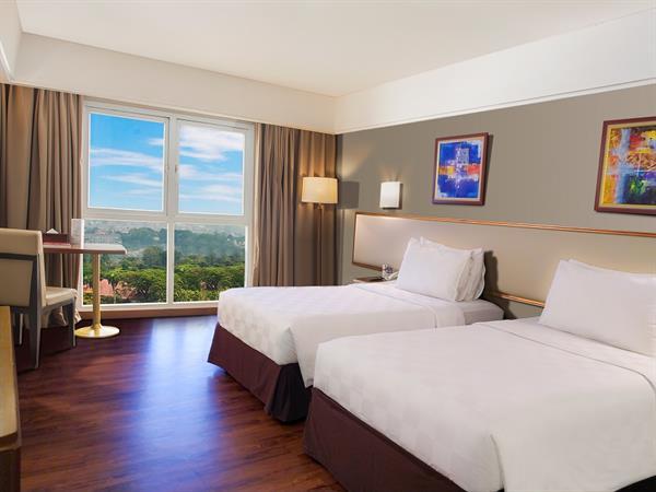 Superior Rooms Swiss-Belhotel Bogor