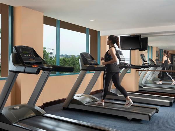 Pool, Fitness And Sauna Hotel Ciputra Semarang