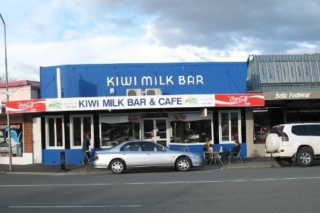 Kiwi Milk Bar & Café