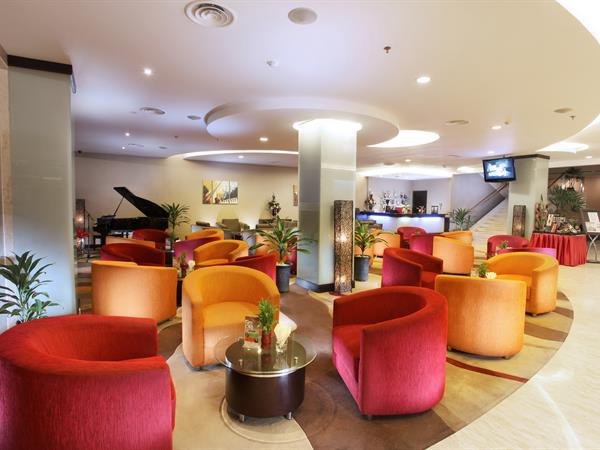 Wakatobi Lobby Lounge Swiss-Belhotel Kendari