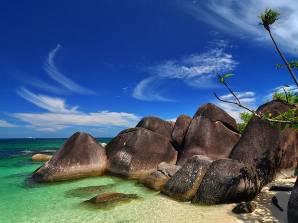 Pantai Tanjung Kelayang Swiss-Belresort Belitung