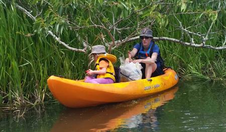 Conservation Week & The Ohau Channel Clean Up