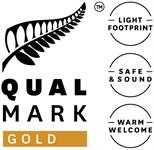 Qualmark Gold Certification