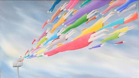 Alan Waters Art