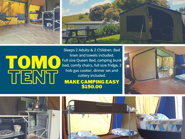Tomo Tent