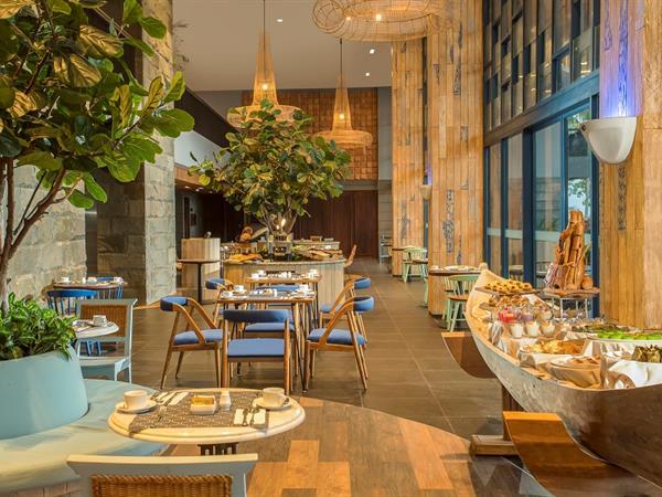 Swiss-Kitchen™ Restaurant Swiss-Belresort Belitung