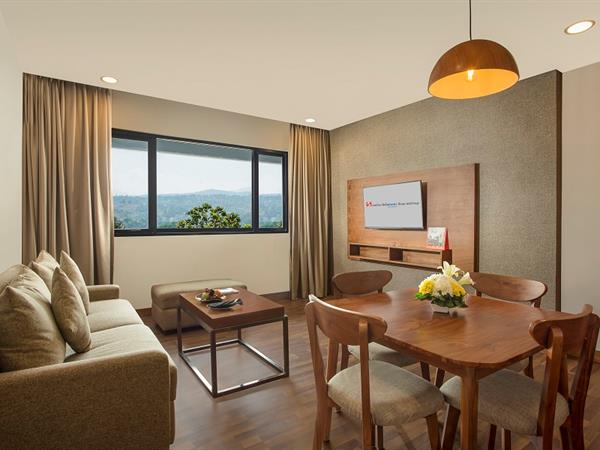 Executive Suite 1 Bedroom